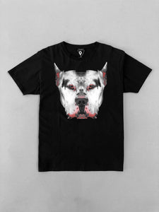 Marcelo Burlon Black Dogo T-shirt