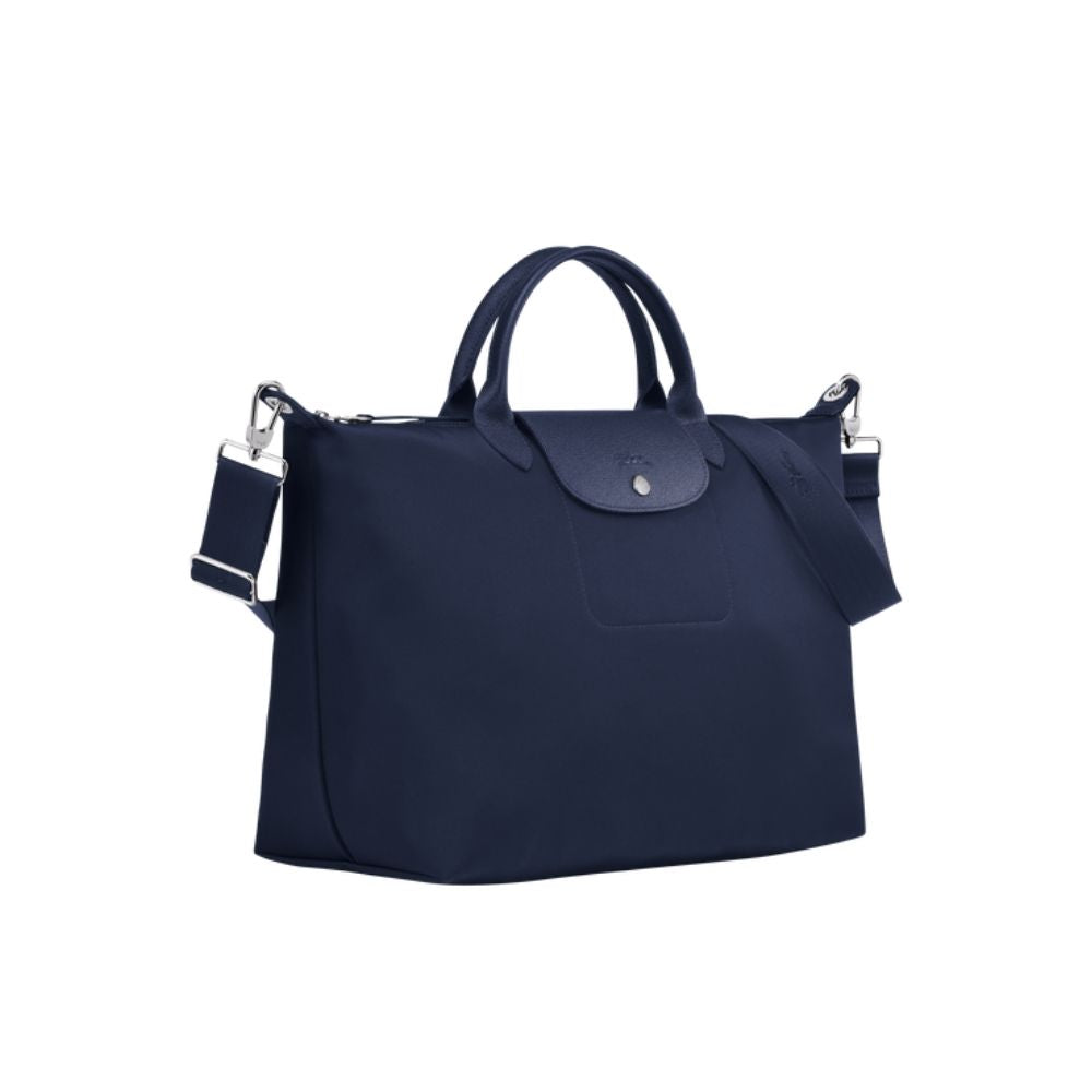 Longchamp Hand bag Marine Woman