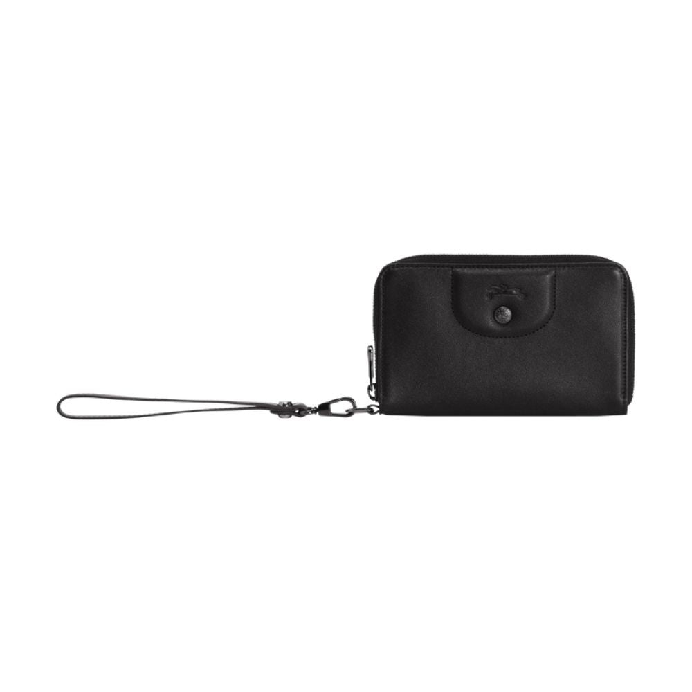 Longchamp Wallet Nero Woman