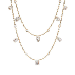 Valentines Day Laia Necklace