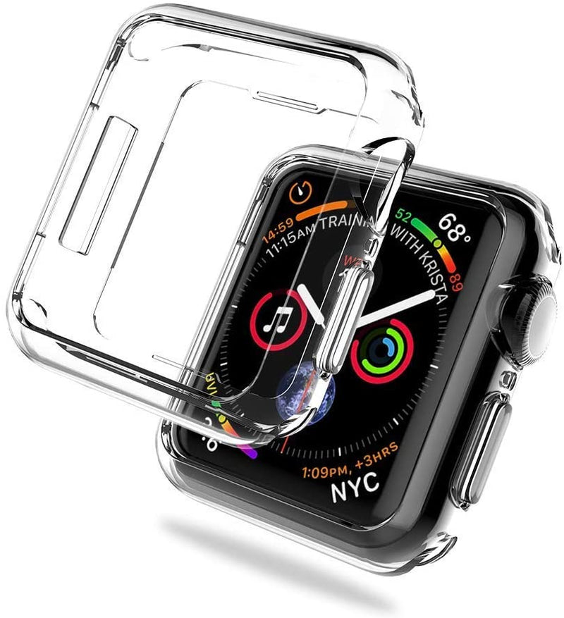 Protector Apple Watch TPU Transparente
