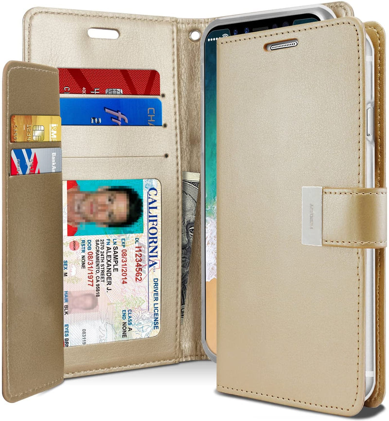 Funda IPhone 6 g/s Agenda Rich Diary Goospery