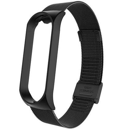 Manilla metal negro mi band 4/3