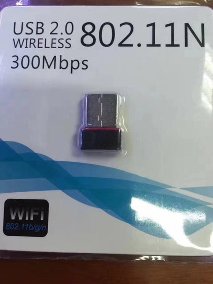 Adaptador de Wifi usb 2.0