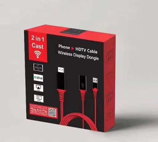 Cable HDTV para iPhone (iOS)