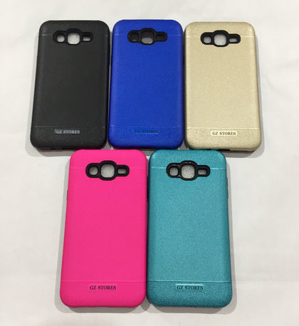 Funda Sam J7 PC+TPU