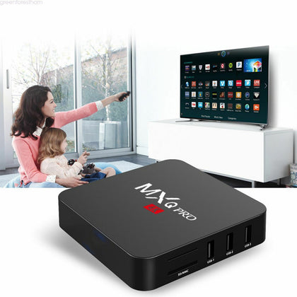Tv Box MXQ Pro SUPER!!! con Teclado Extra
