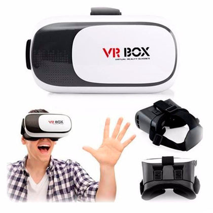Casco de Realidad Virtual VR Box