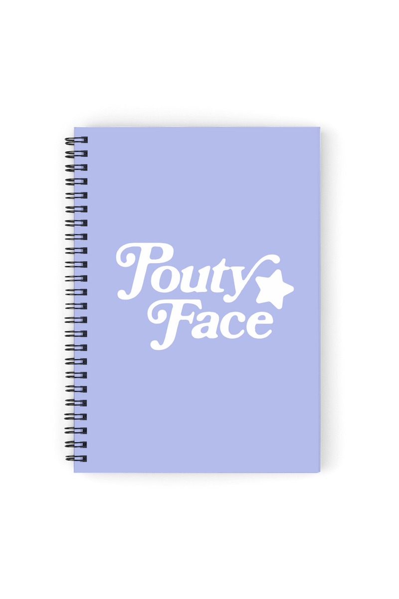 Addison Rae: Pouty Face Notebook