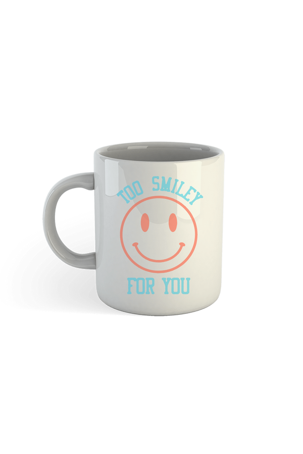 Addison Rae: Too Smiley Mug