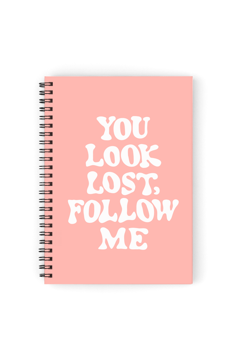 Addison Rae: You Look Lost Notebook