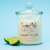 Such a Classic..  The fusion of fresh coconut and lime and invigorating verbena soothed by delicate vanilla