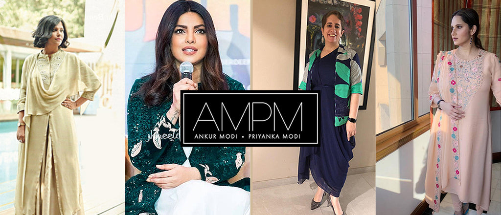 Women Achievers Wearing AMPM