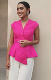 Sayani in Pink Jacket