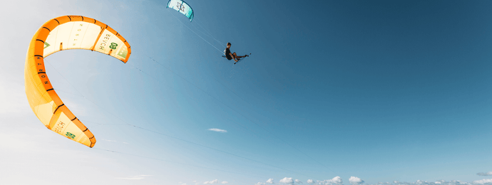 Best Kite To Learn Kitesurfing