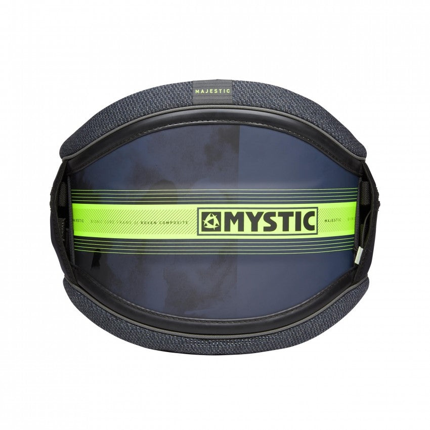 Mystic Majestic Waist Harness - Navy/Lime 2020