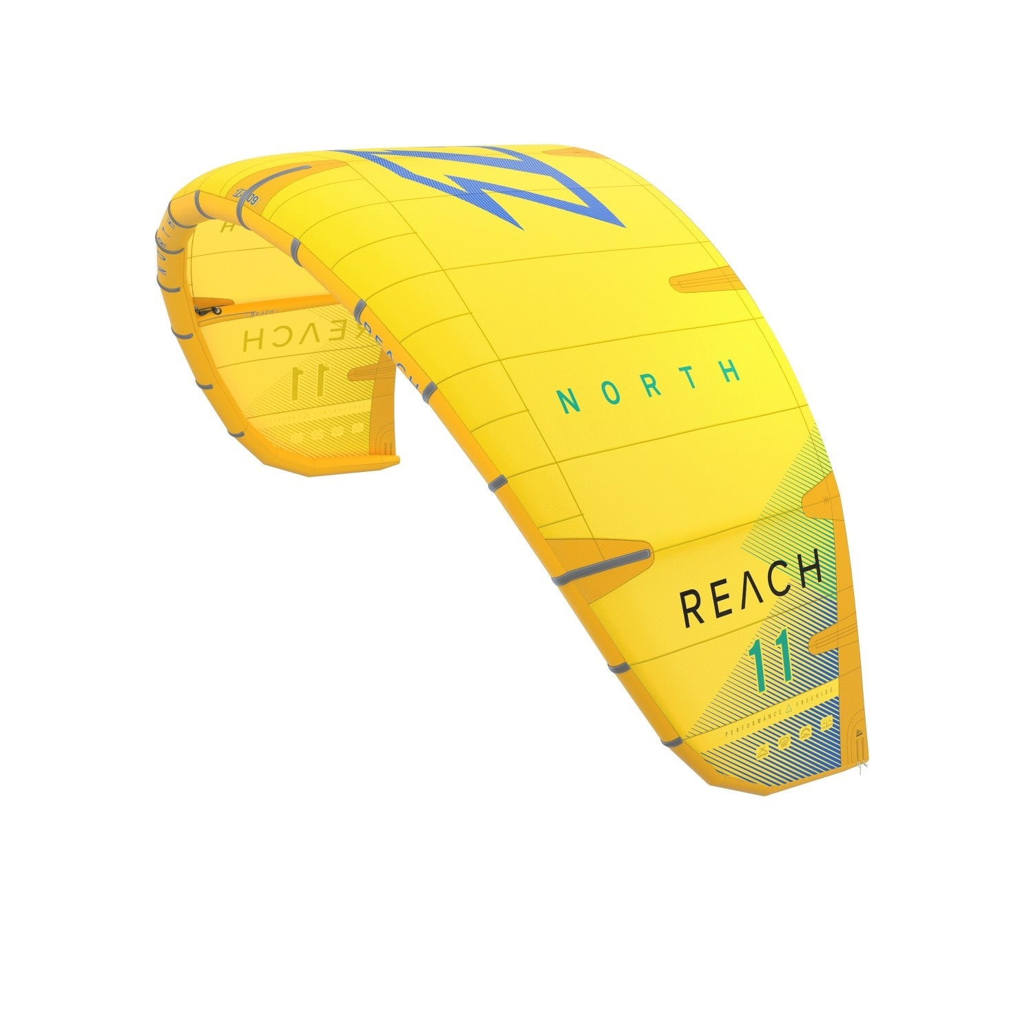 North Reach 2020 Performance Freeride Kite