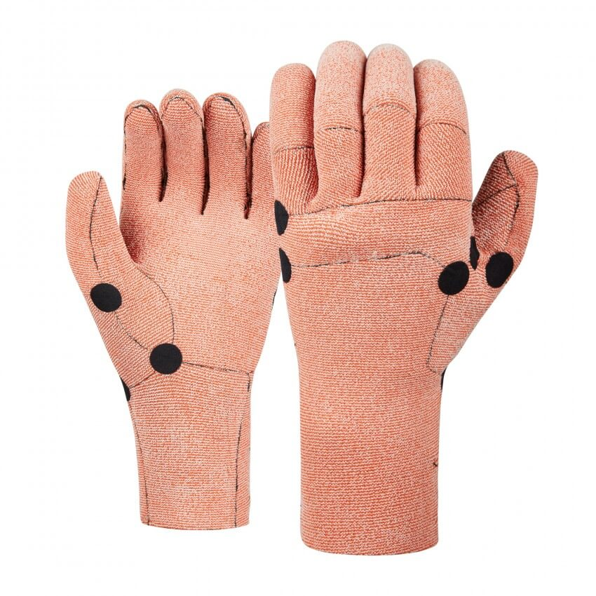 Mystic Marshall Glove 3mm - Five Finger Pre-Curved