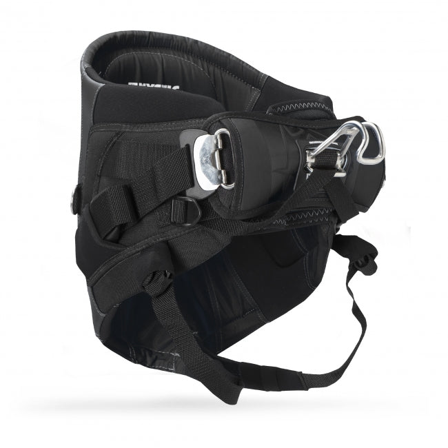 Kitesurf seat harness black