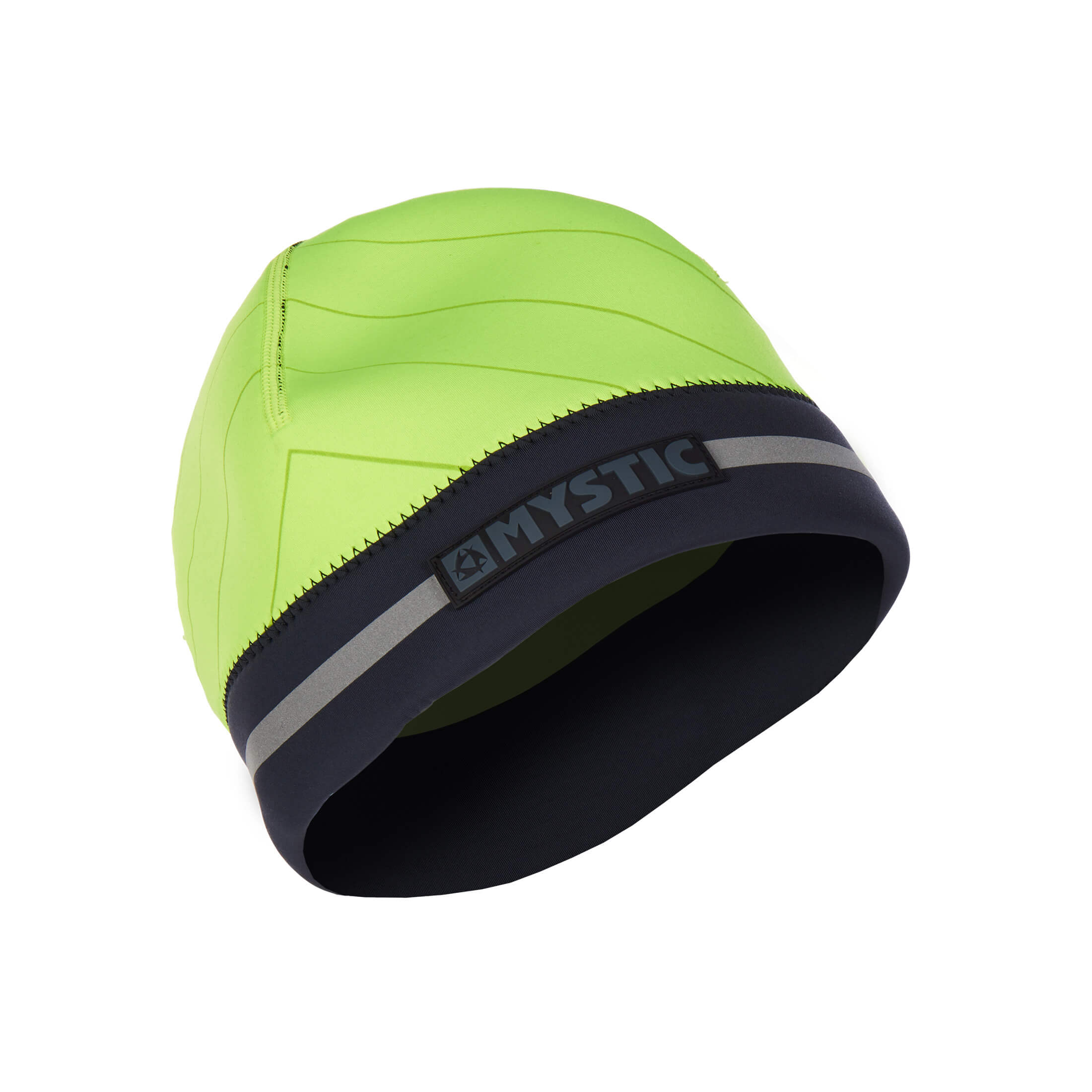 Mystic Neoprene Beanie Flash Yellow