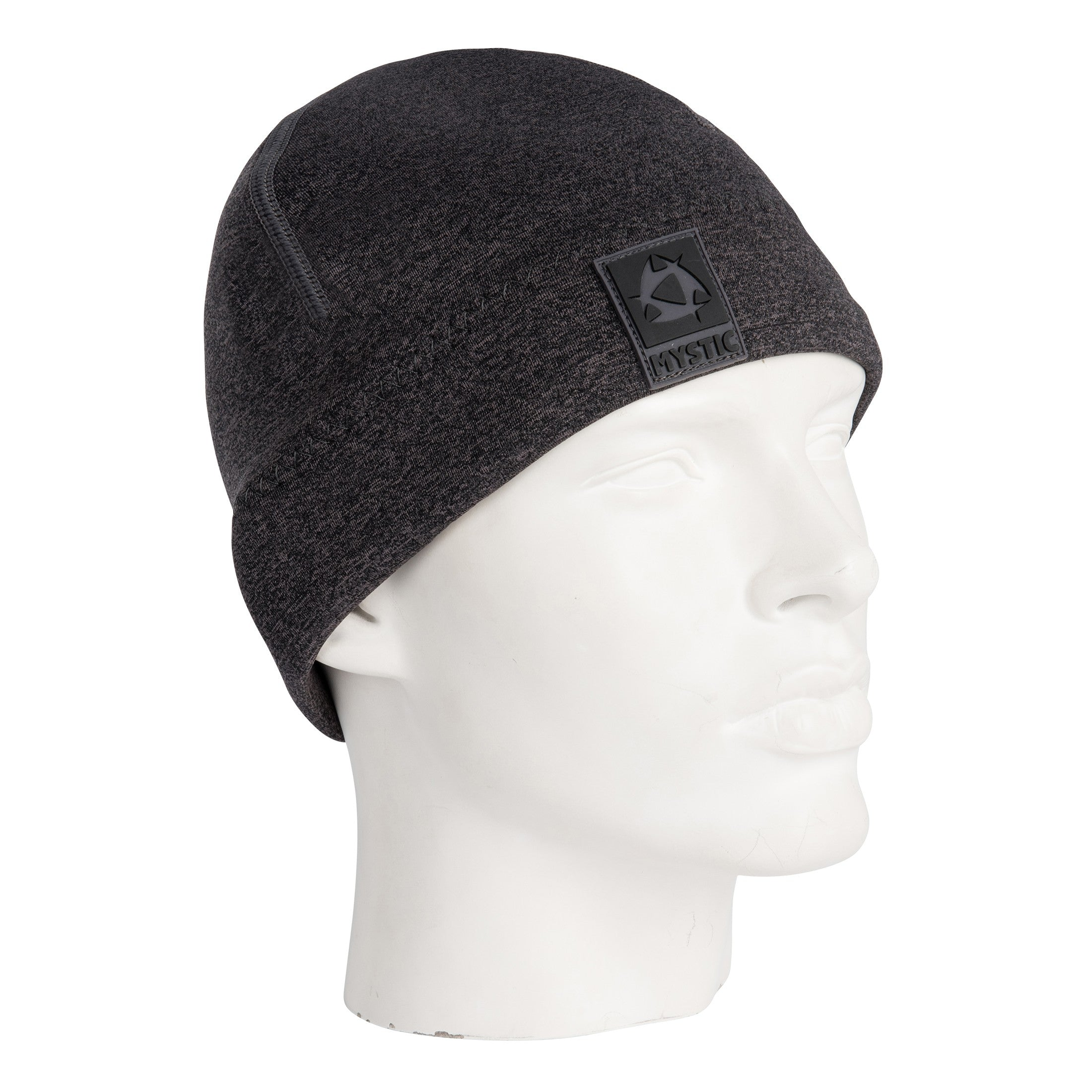 Mystic Neoprene Beanie Black/Grey