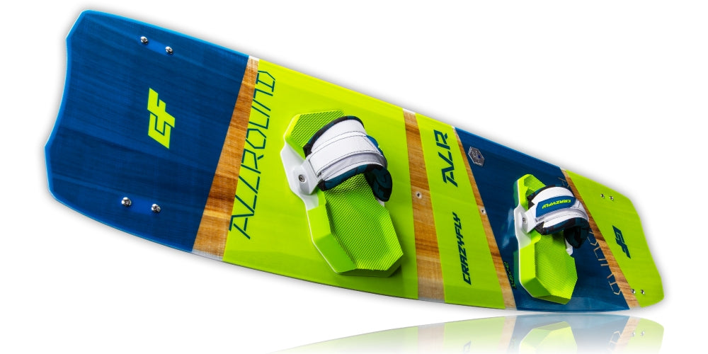 CrazyFly Allround kitesurfing