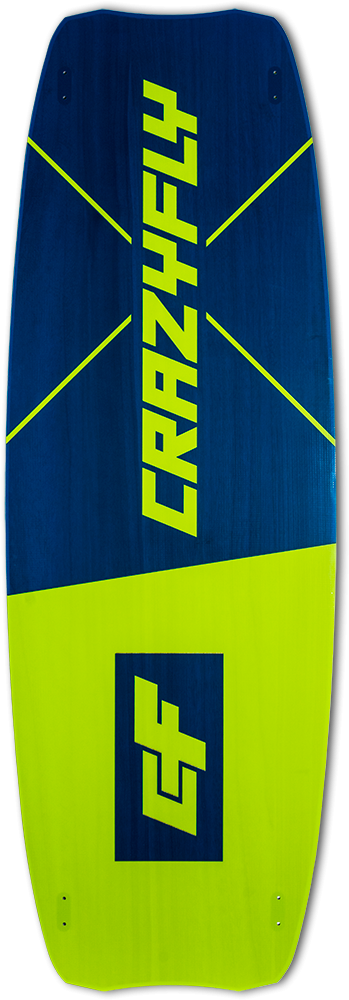 2020 CrazyFly Allround board bottom