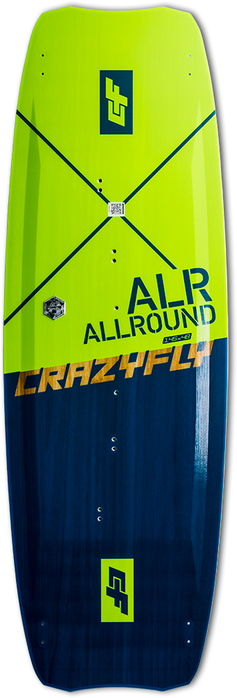 2020 CrazyFly Allround board top
