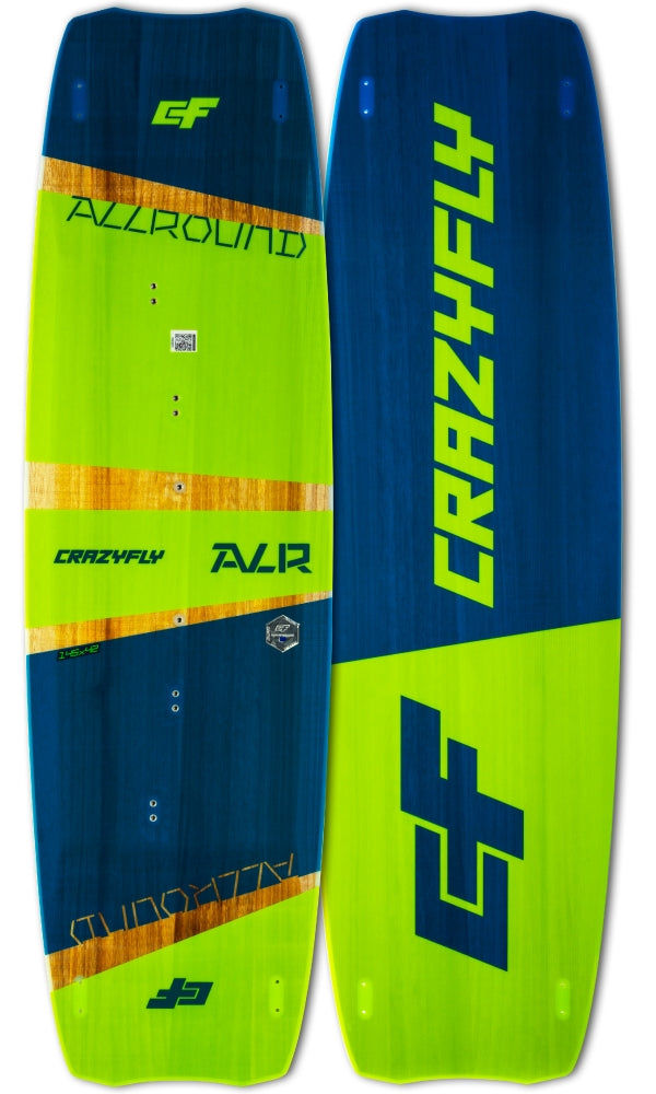 2019 CrazyFly Allround board