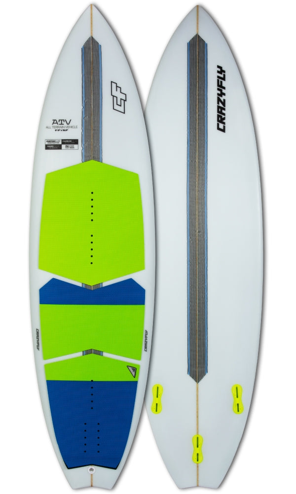 CrazyFly ATV Wave/Surf Board 2019