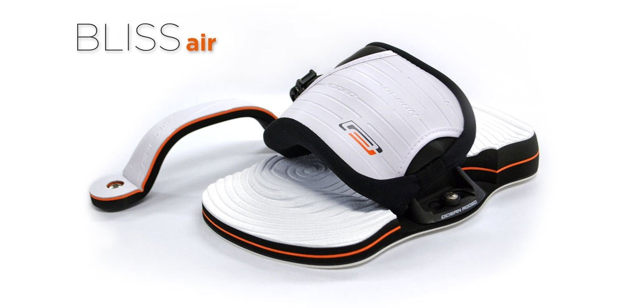Bliss Air pad and strap