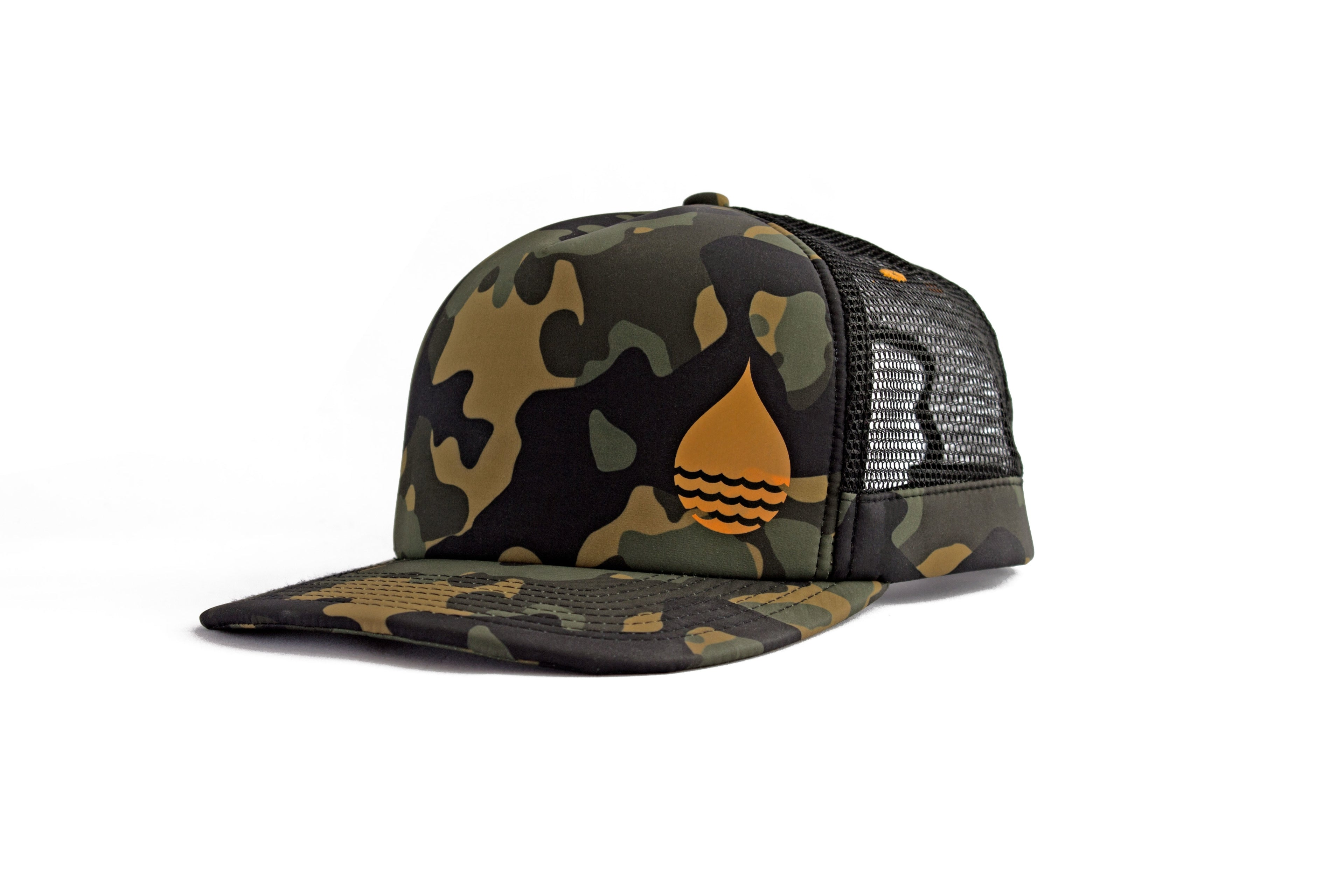 Camo Floating Hat