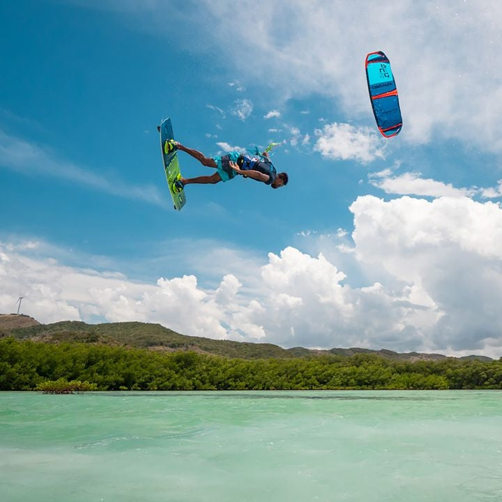 Freestyle kiteboard