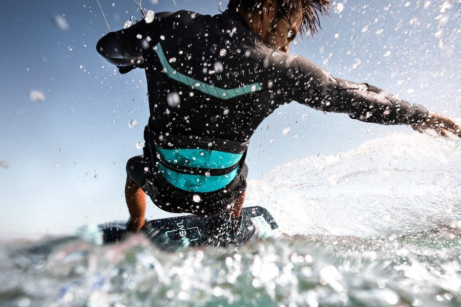 Mystic wetsuits and harnesses UK