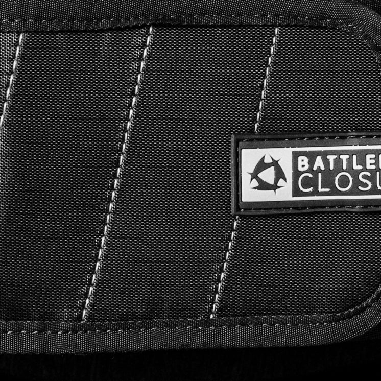 Battle Belt waist closure
