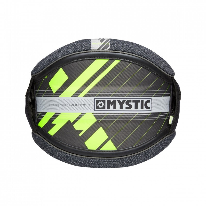Mystic Majestic X Waist Harness - Navy/Lime 2020