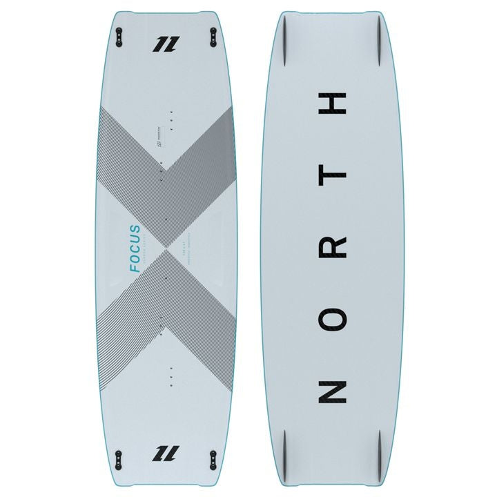 North Focus Carbon kiteboard