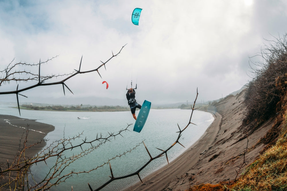all-round kitesurfing kite