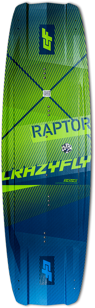 2020 CrazyFly Raptor - top