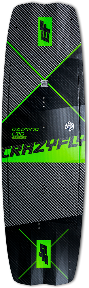 2020 CrazyFly Raptor Ltd NEON - top