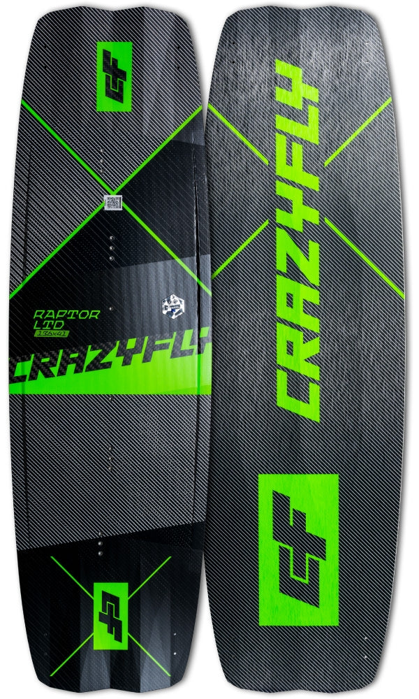 2020 CrazyFly Raptor Ltd NEON