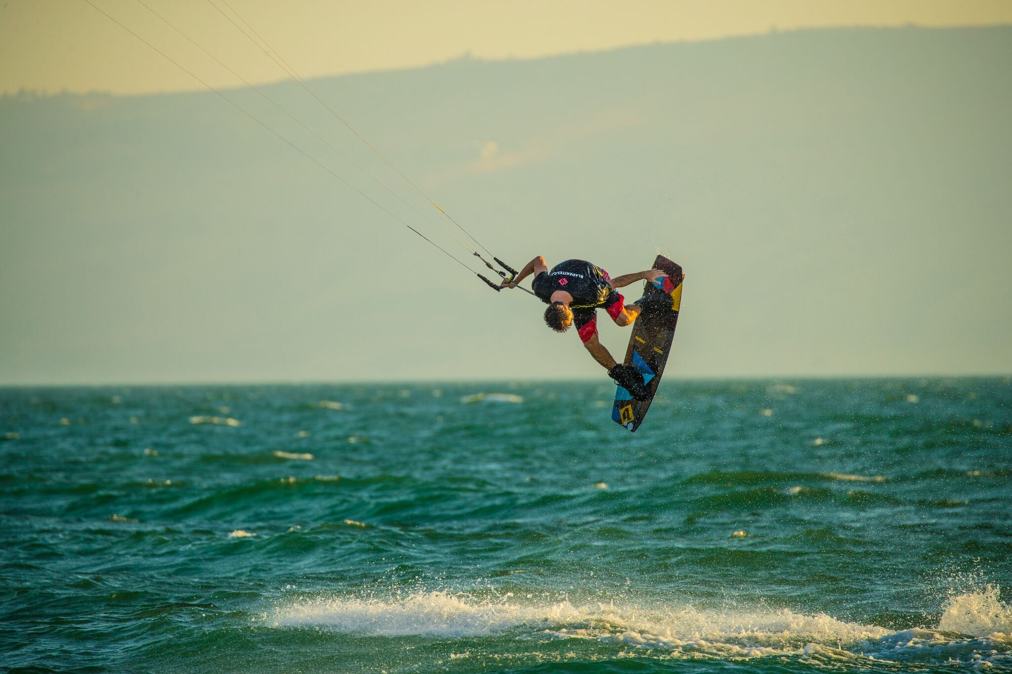 Freestyle kite