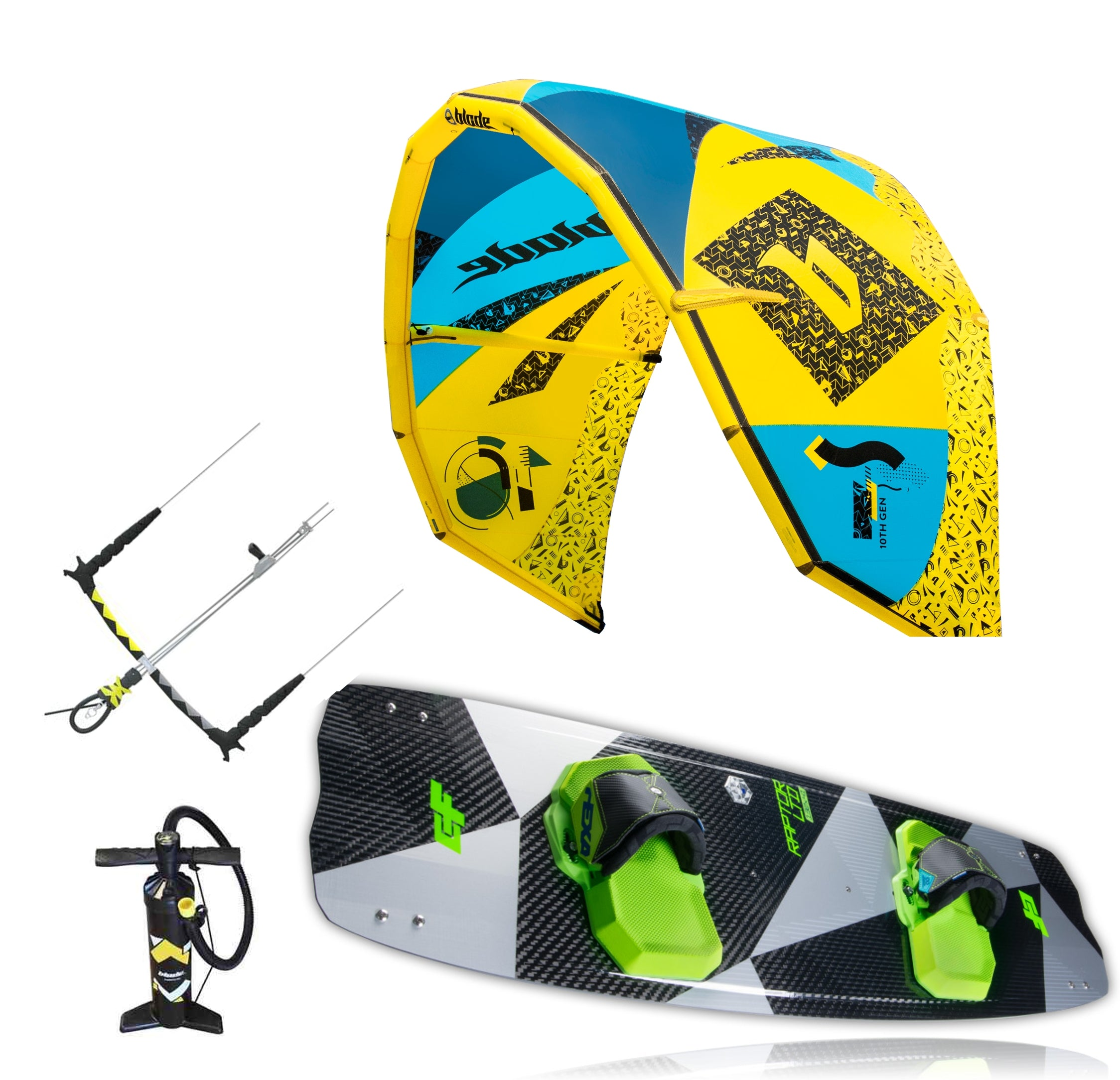 2018 Advanced Kitesurfing Package