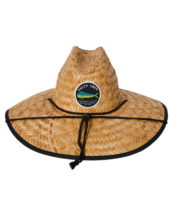 COVER UP STRAW HAT