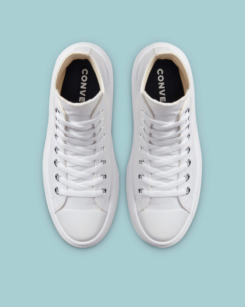 CHUCK TAYLOR MOVE PLATFORM HI TOP