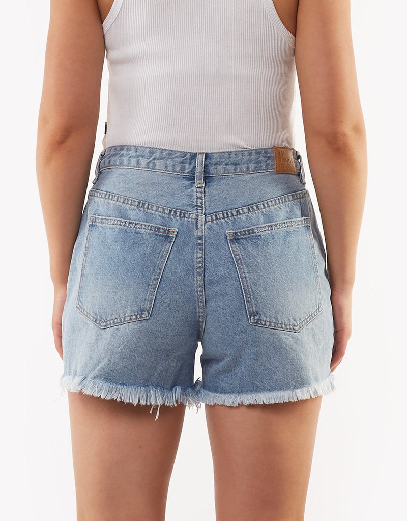 QUINN DENIM SHORT