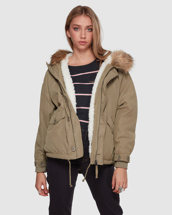 WOODLANDS JACKET