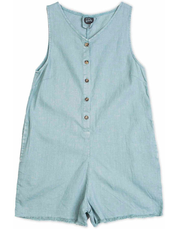 TRAVELLER PLAYSUIT