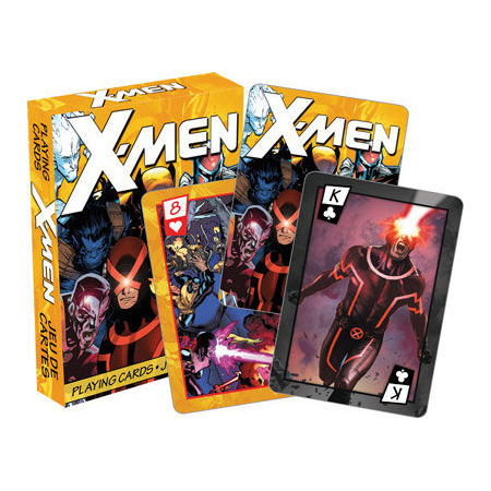 MARVEL - X-MEN PLAYING CARDS