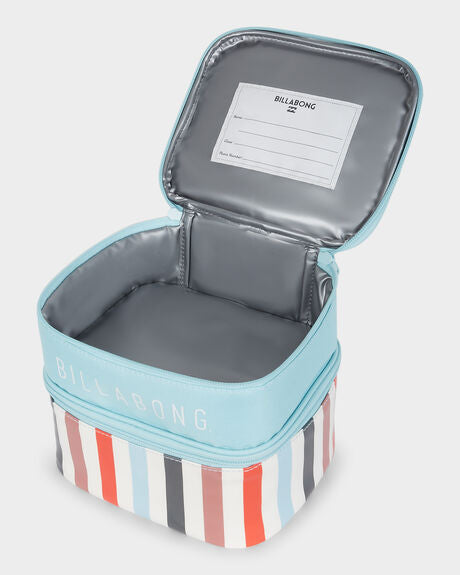 FUNFAIR STRIPE LUNCH BOX